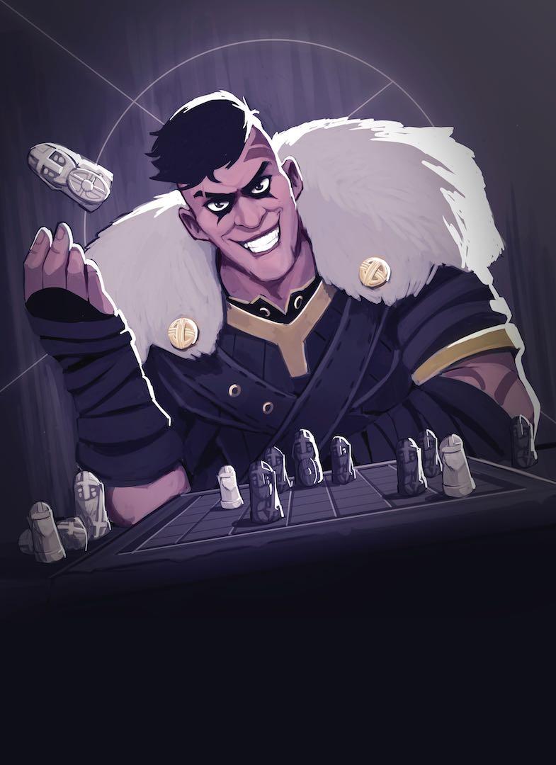 Götterdämmerung Systemdesign Loki
